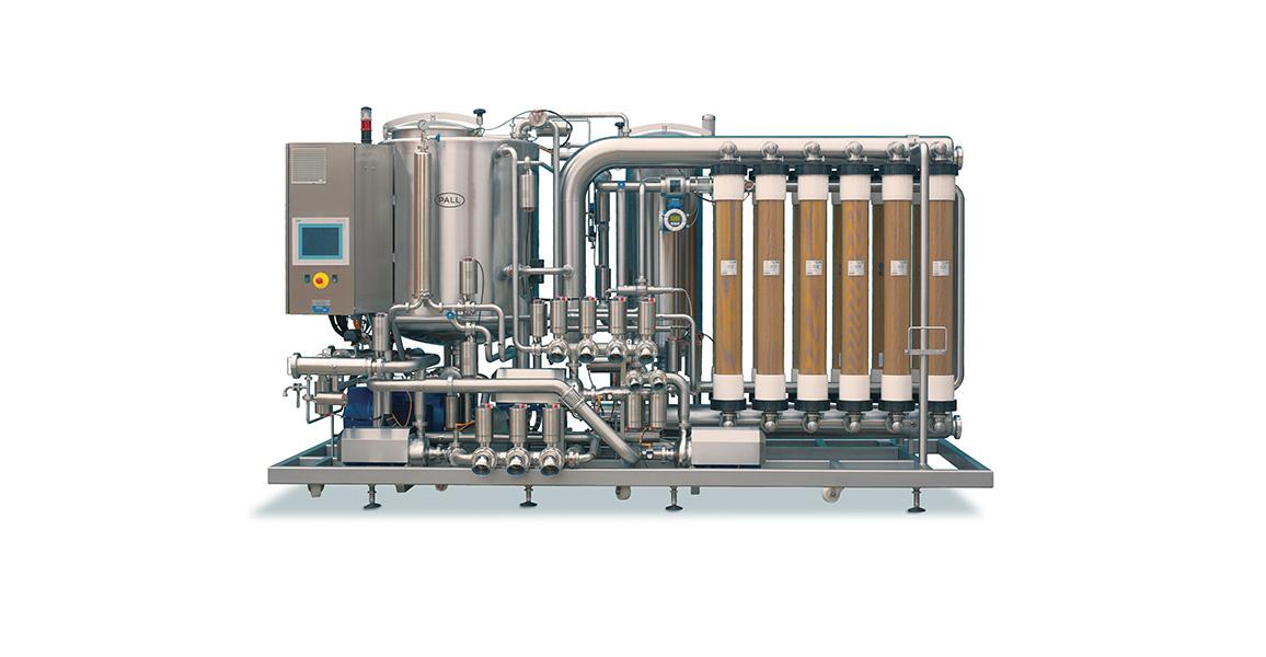 CROSSFLOW filtracija vina