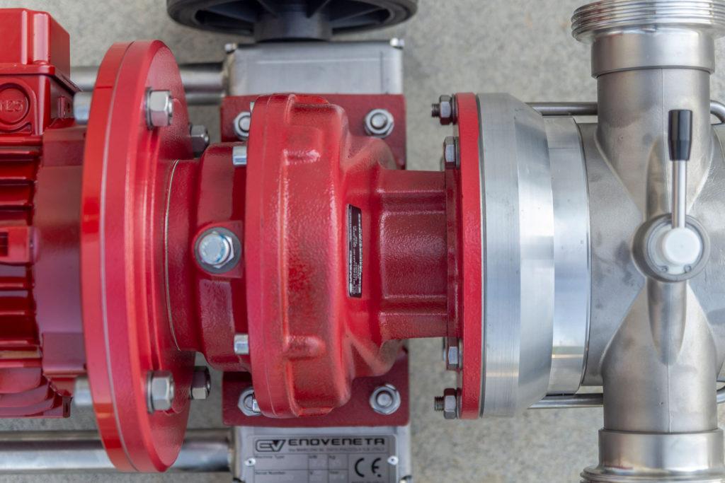 Impeler pumpe za pretok